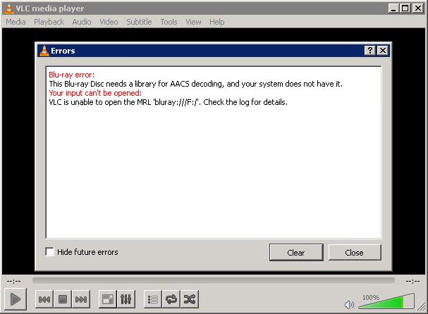AACS Decoder for VLC | Leawo Tutorial Center
