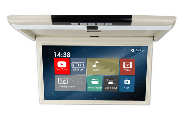 Caravan 15.6 Inch Android System Roof Monitor