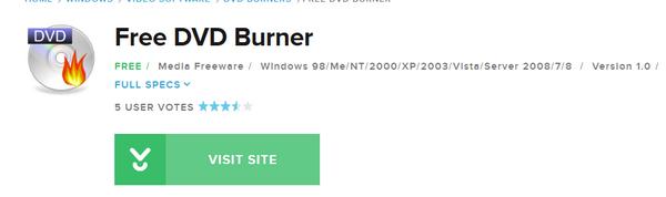 Free DVD Burner_2