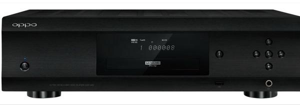 Region Free Oppo UDP-205 4K Blu-ray Player