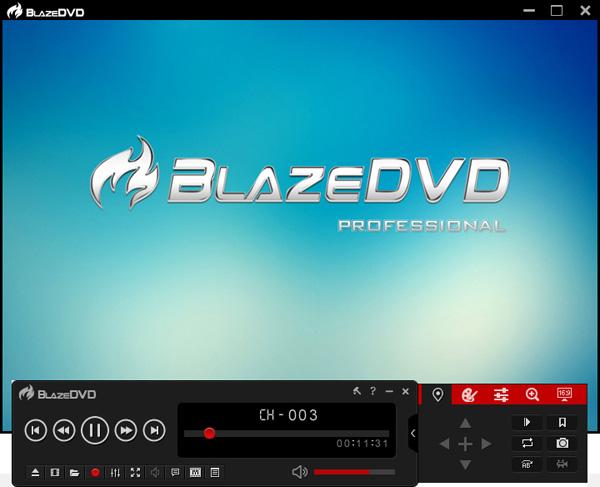 alternative-Blaze DVD