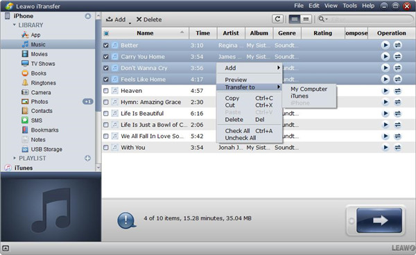 choose-the-music-files-to-transfer-14