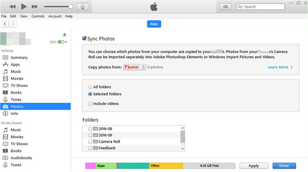 how-to-delete-camera-roll-on-ipad-with-itunes-5