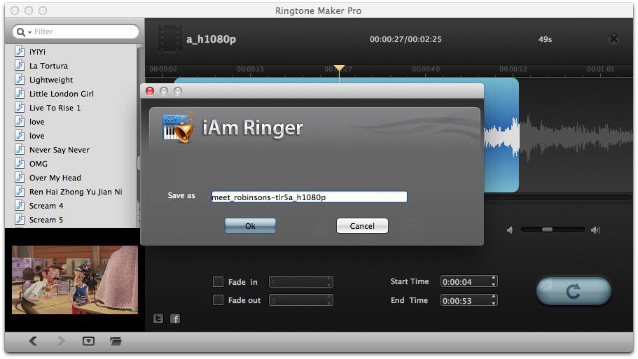 Leawo iPhone Ringtone Maker