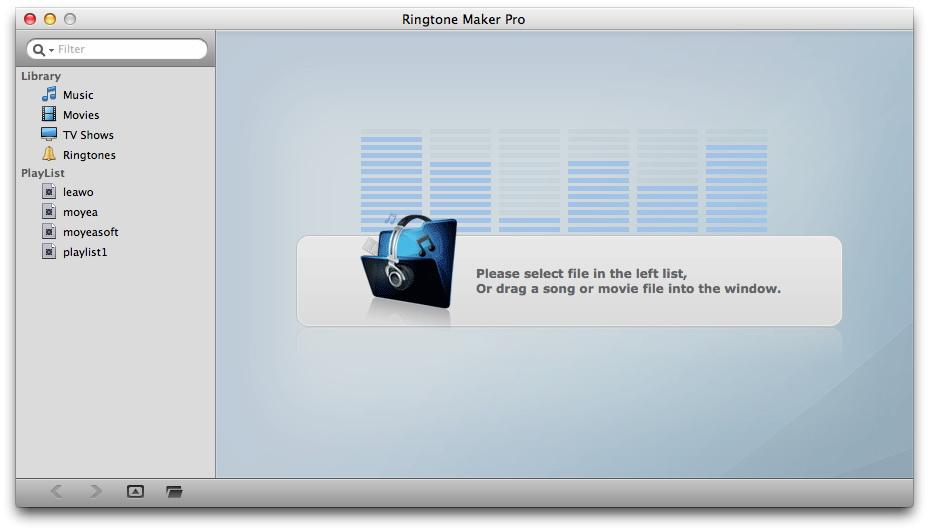 Add source music files