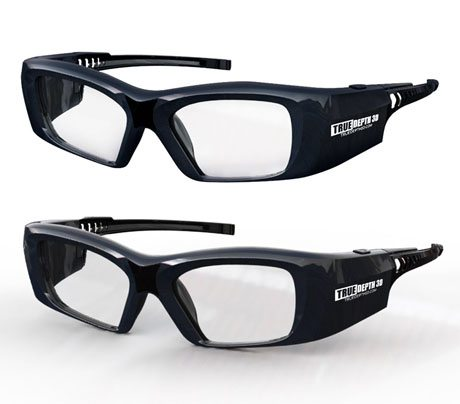 True Depth 3D Firestorm Glasses