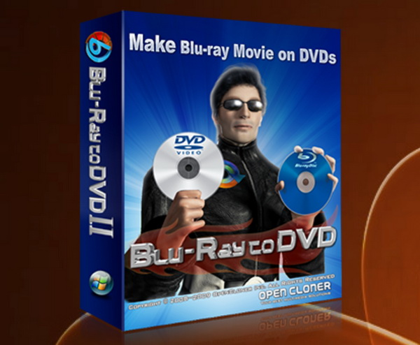 Bluray-to-DVD-pro