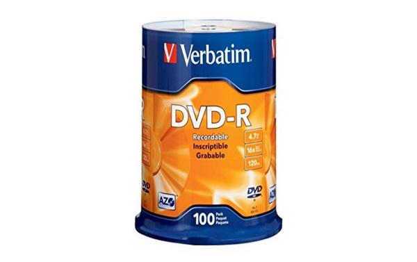 Verbatim-4.7GB-Recordable-Disc
