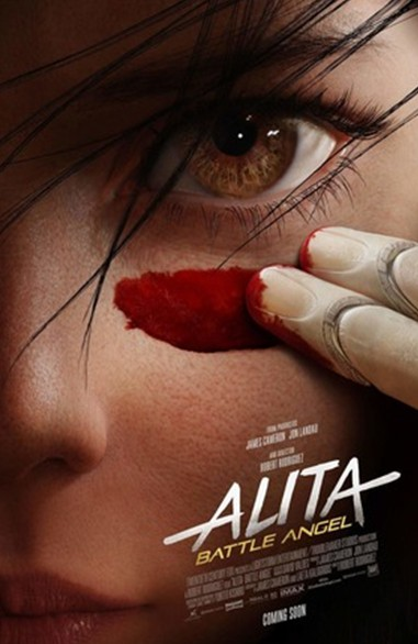 best-new-sci-fi-movies-on-dvd-2019-alita-battle-angel-2