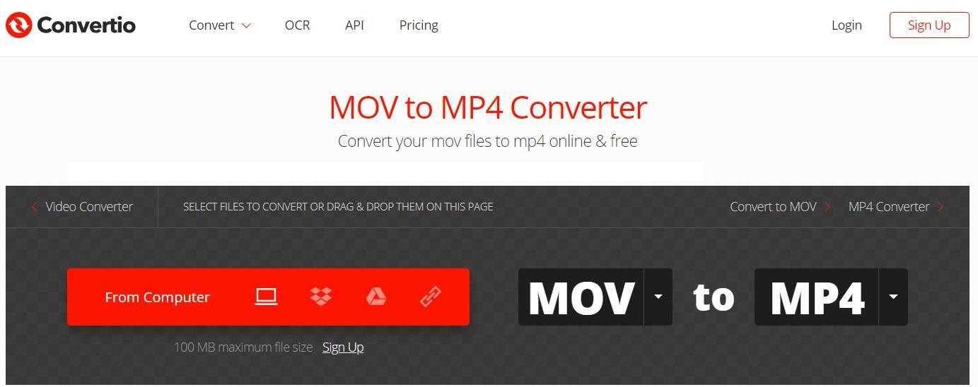 Convertio video converter