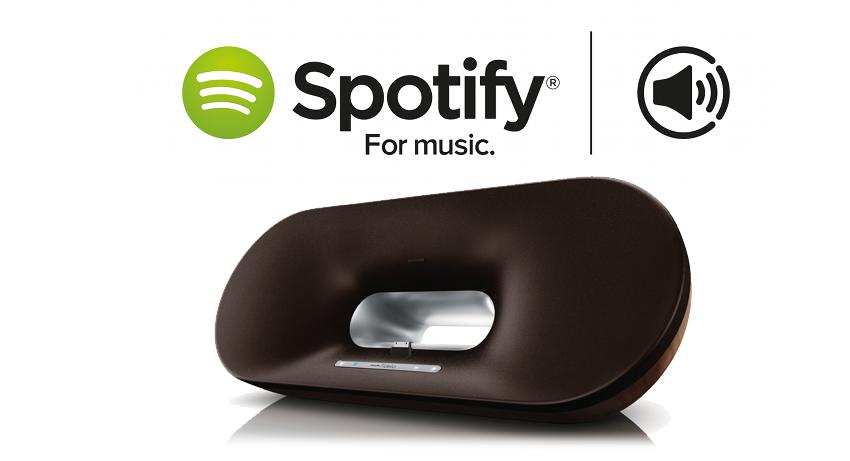 Spotify Music to JBL Speaker