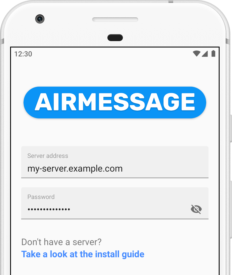 AirMessage on Google Play-AirMessage-4