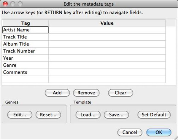 Edit-ID3-Tags-on-Mac-with-Audacity-5