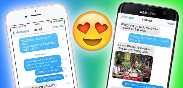 Get iMessage on Android using weMessage-1