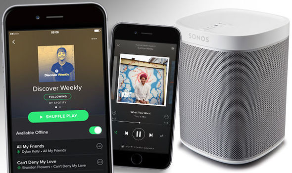Brief Introduction to Spotify and Sonos