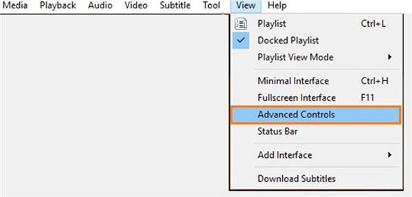 how-to-crop-music-files-through-vlc-media-player-advanced-controls-17