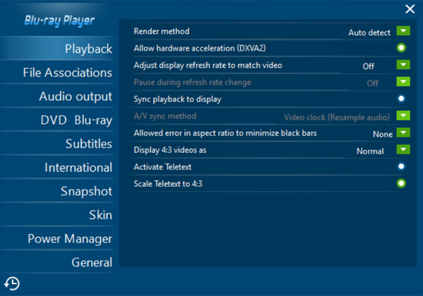 leawo-Blu-ray Player 2