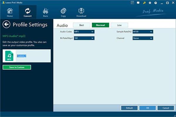 leawo-video-converter-adjust-parameter-13