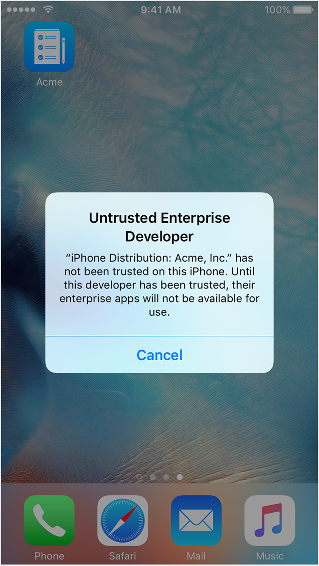trust-an-enterprise-developer-on-iPhone-1