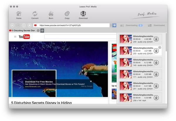 video-downloader-choose