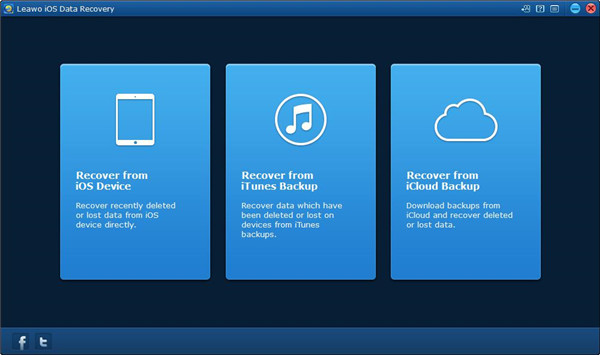 Launch-iOS-data-recovery-and-choose-the-first-tab-4