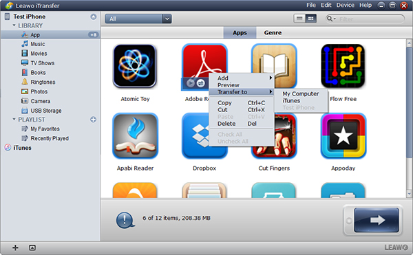 backing-up-apps-before-restoring-app-store-with-iTransfer-12