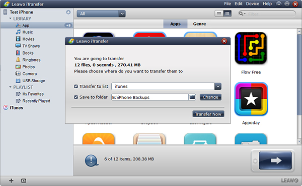 backing-up-apps-before-restoring-app-store-with-iTransfer-13