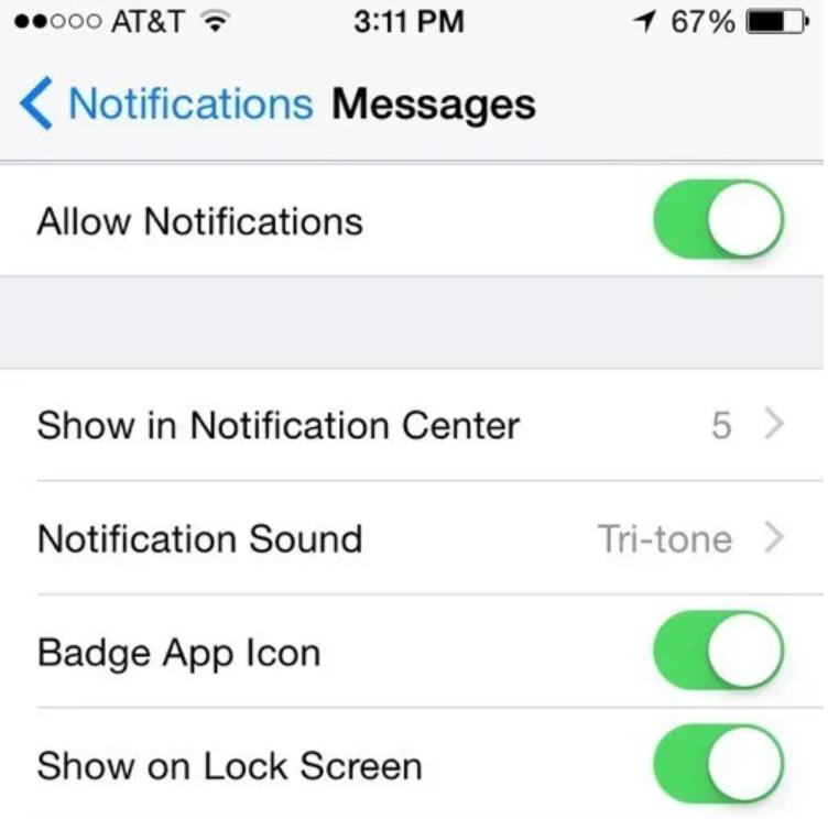 how-to-not-show-name-on-text-iPhone-show-on-lock-screen-5