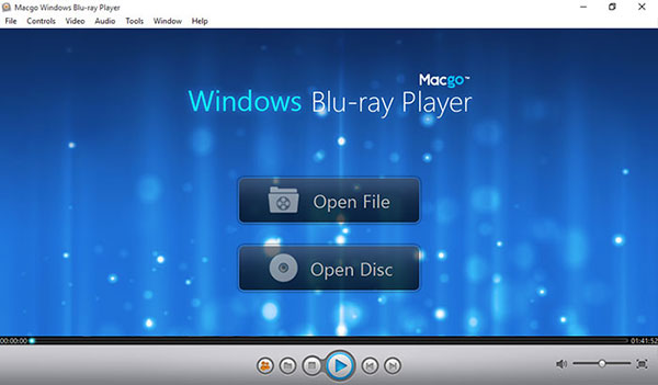 Macgo Mac Blu ray Player
