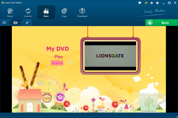 Some Blu-ray Player Software Tools with Menu Support | Leawo