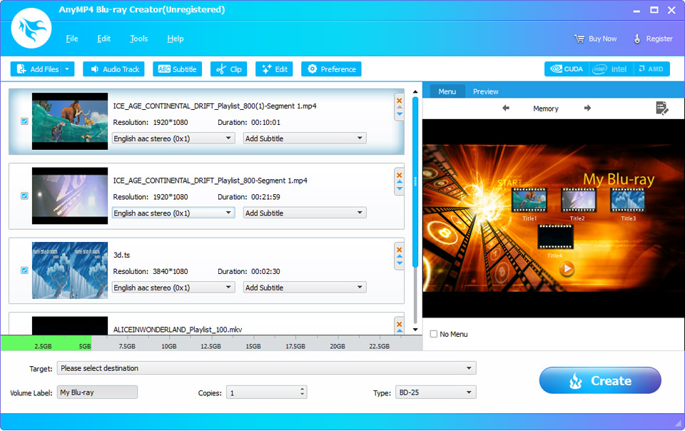 AnyMp4-Blu-ray-Creator