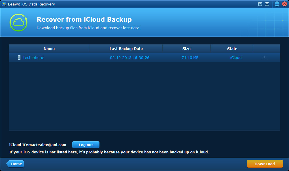 Download-iCloud-backup-iOS-Data-Recovery-8