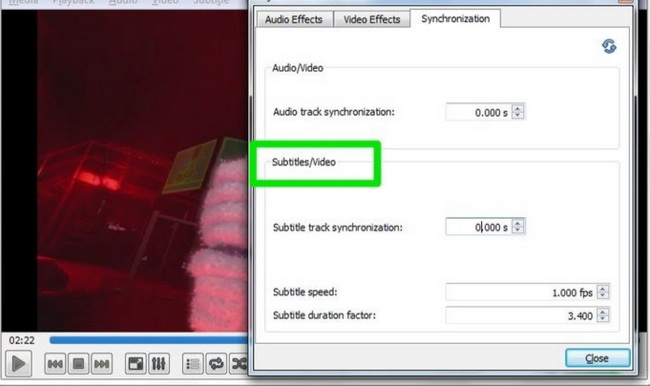 How-to-Resync-Subtitles-in-VLC 2