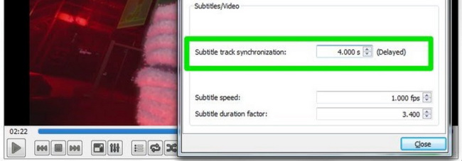 How-to-Resync-Subtitles-in-VLC 3