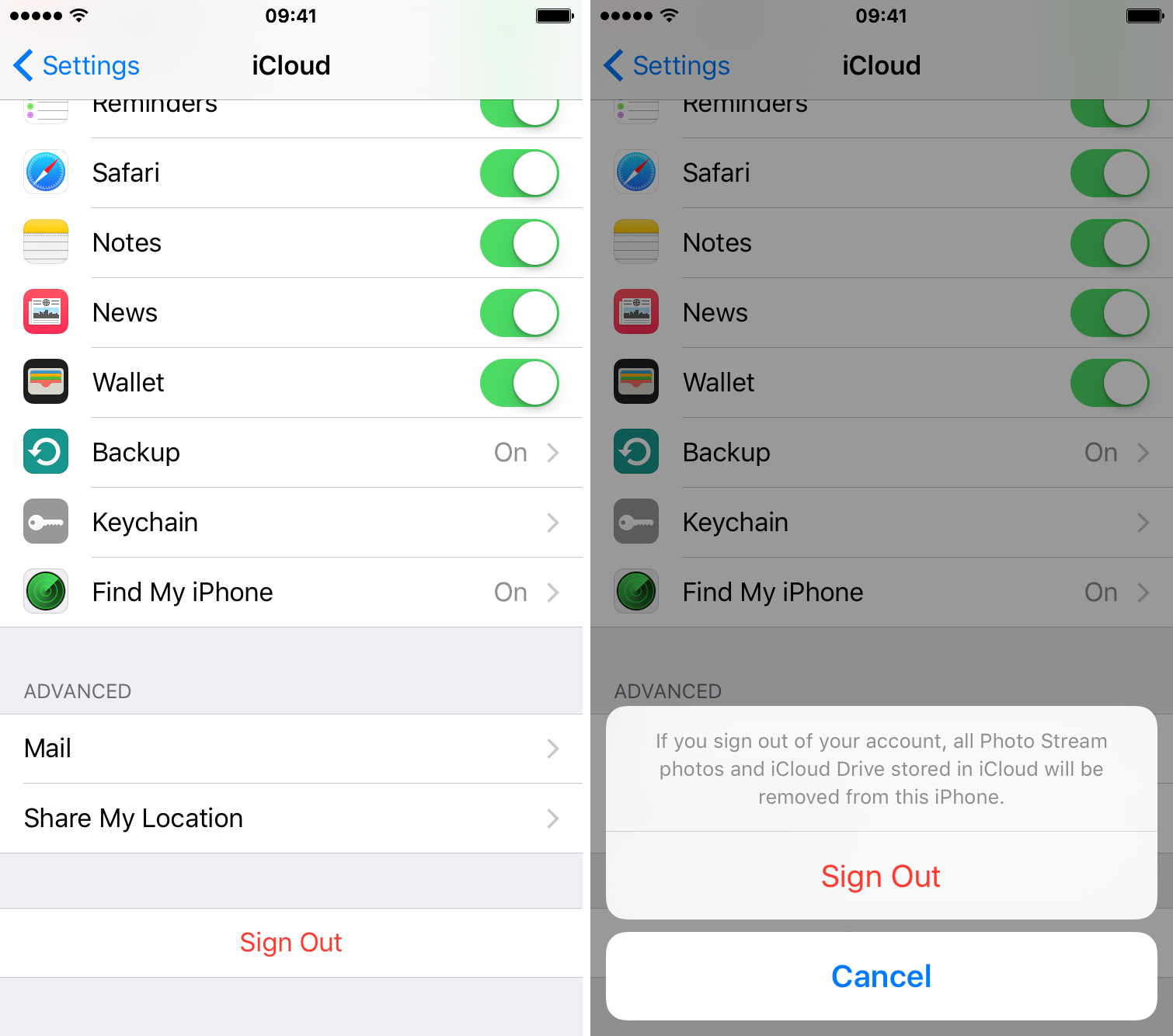 Sign-Out-and-Then-Sign-In-iCloud-Account-5
