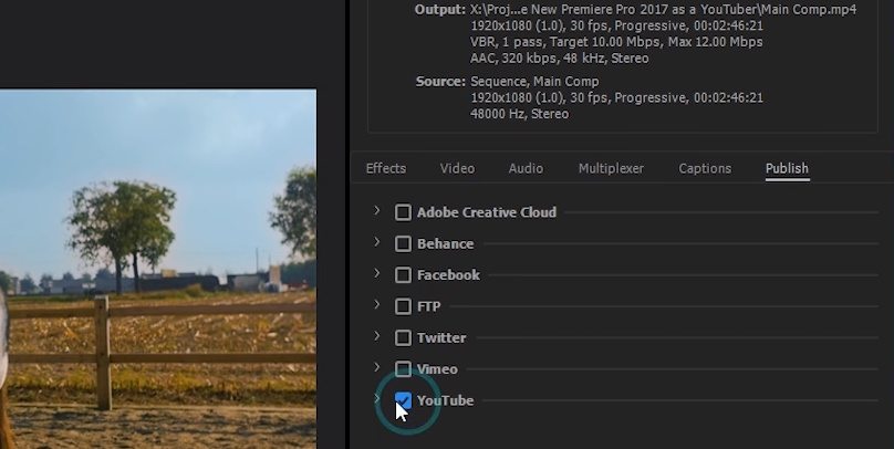 How to Export Premiere Pro to YouTube? | Leawo Tutorial Center