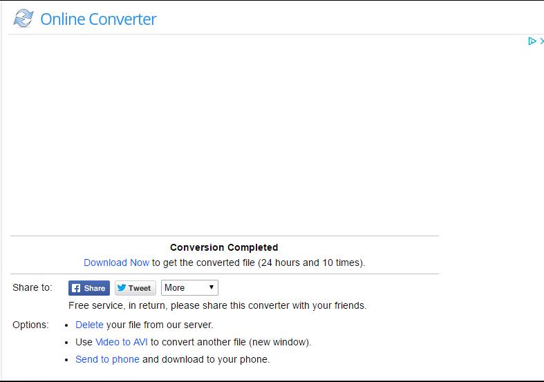 Start-converting
