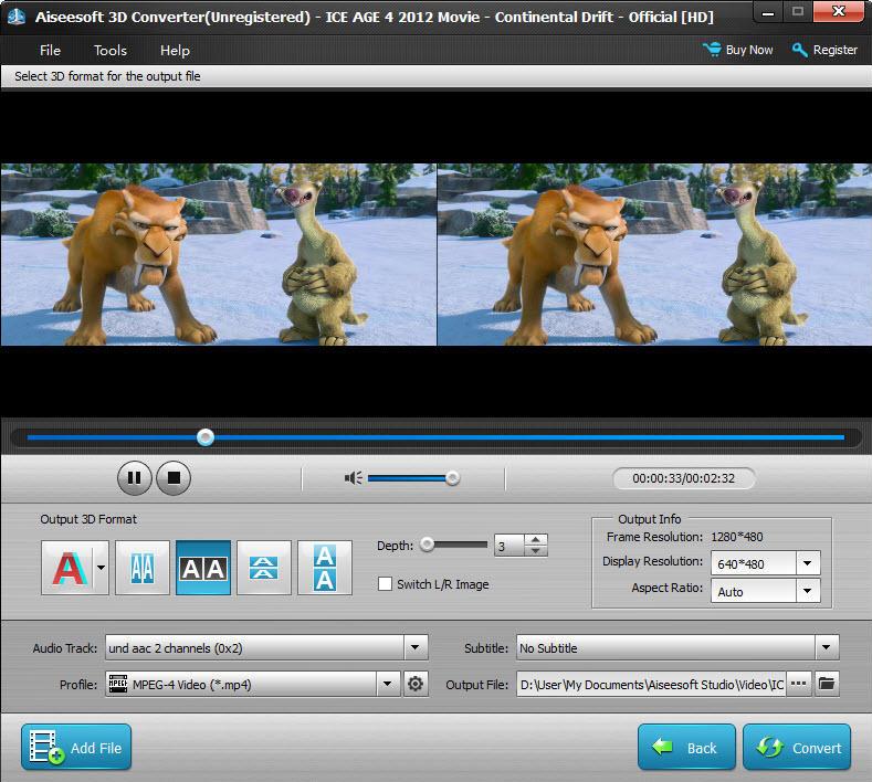 AVI-to-3D-Aiseesoft