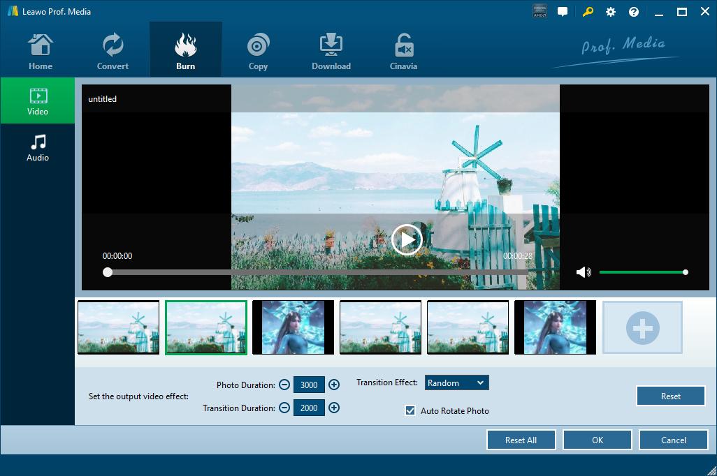 DVD-creator-video-customization