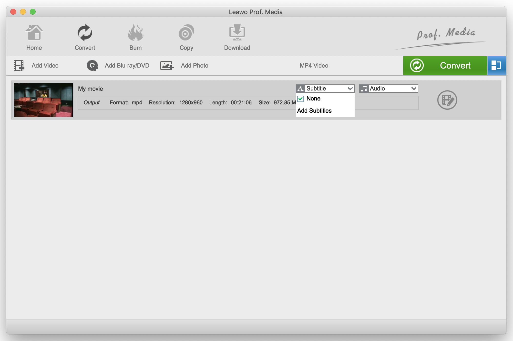 Leawo-subtitles-audio-menus