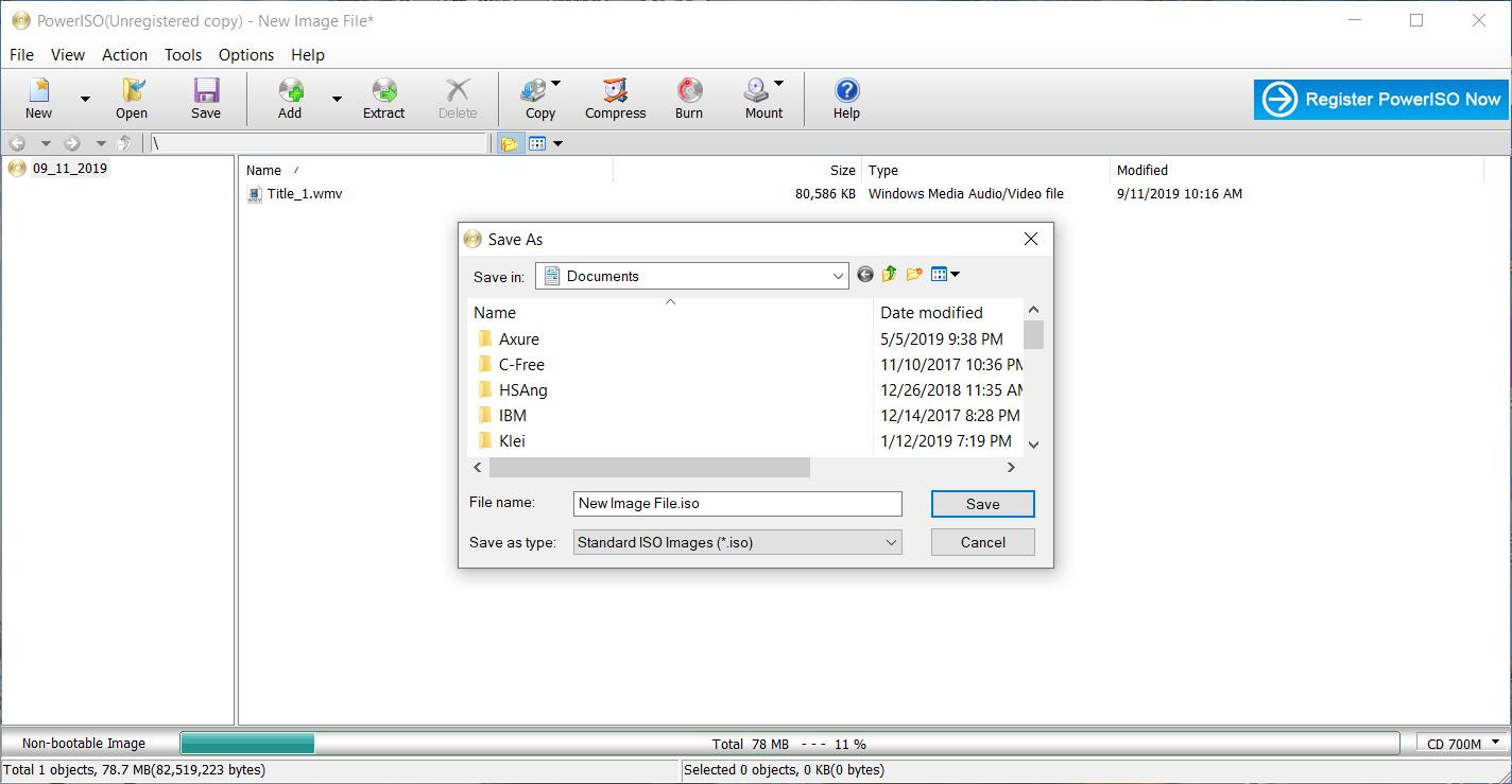 PowerISO-save-file-as-ISO