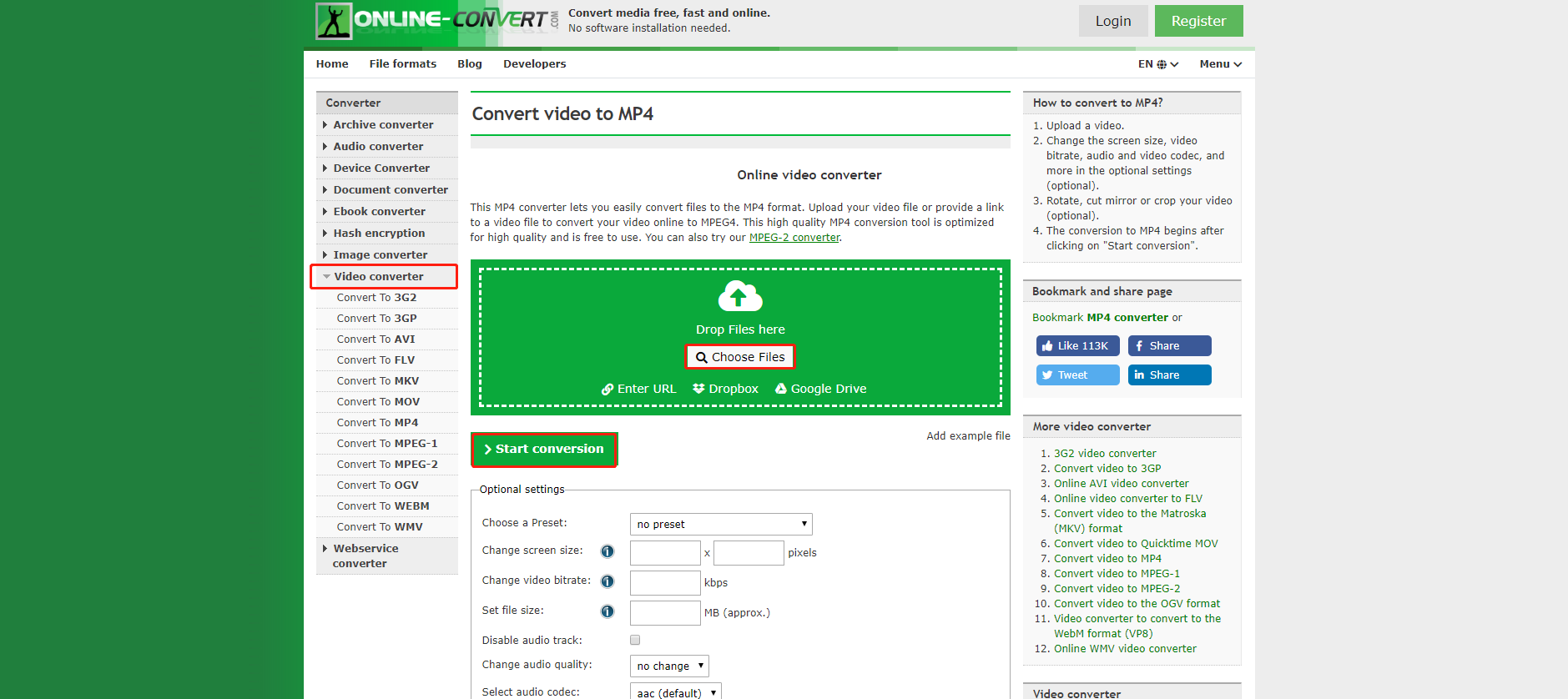 WebM-converter-online-convert