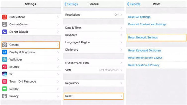 choose-reset-network-settings-to-reset-your-iPhone-4