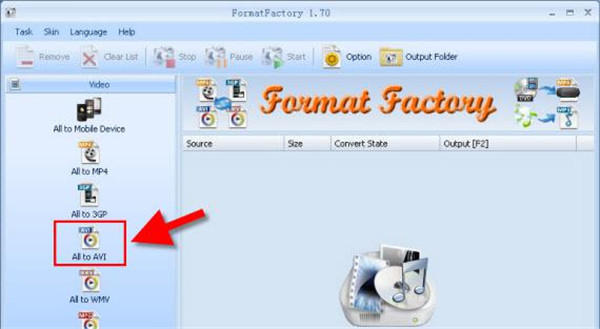choose-wav-as-output-format-in-the-format-factory-13