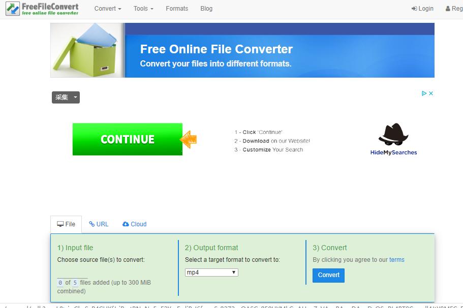 convert-rmvb-to-mp4-with-freefileconvert