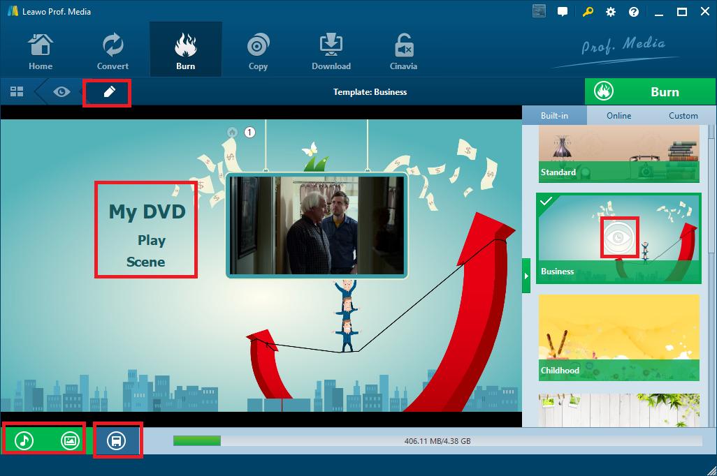 customize-DVD-menu