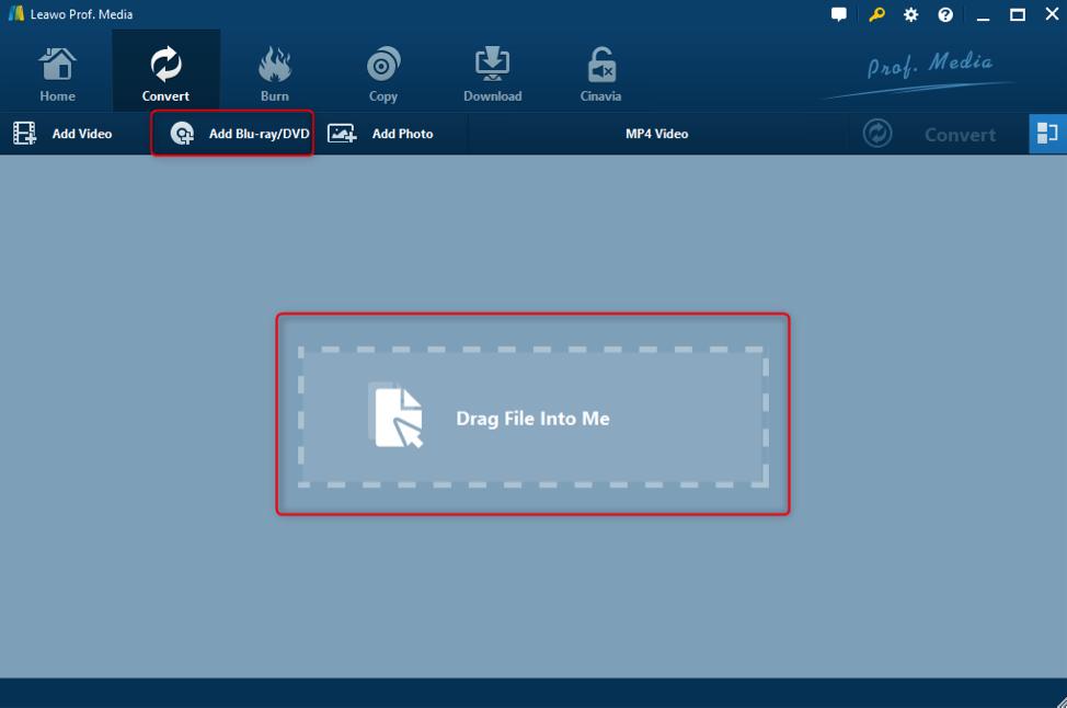 leawo-blu-ray-ripper-main-interface
