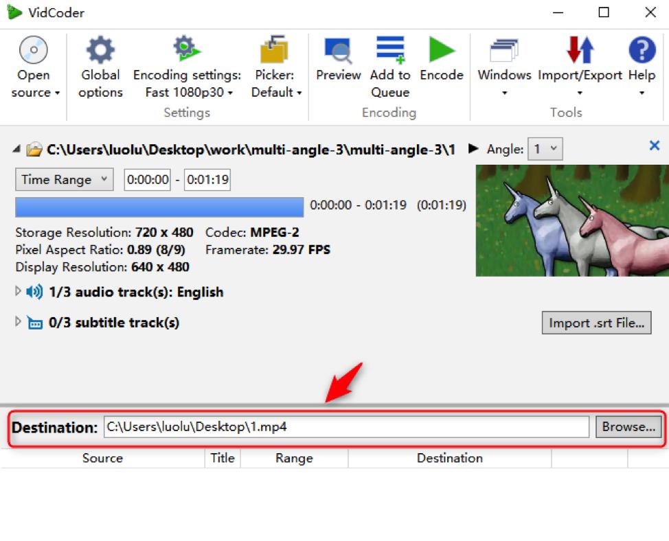 vidcoder-angle-timerange-subtitles-output-destination