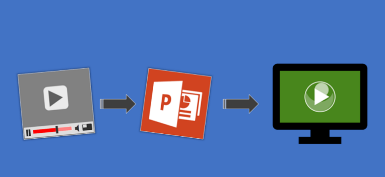 Embed a Video in PowerPoint-1