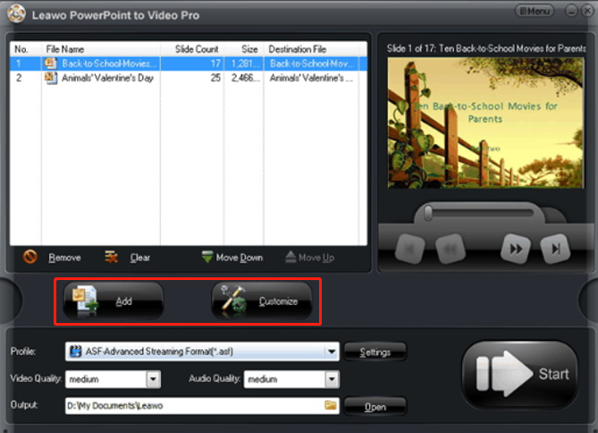 Insert-MP3-to-PPT-Leawo-PPT-to-Video-Pro-import-02